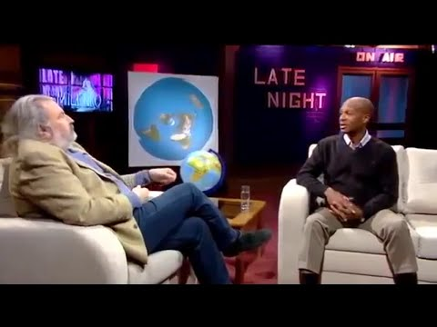 Flat Earth On Mainstream TV Dave Murphy Interview + Visuals