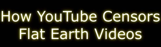 Youtube Sensors Flat Earth Videos Eric Dubay