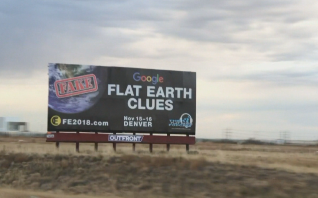 More Footage of Denver flat Earth Conference