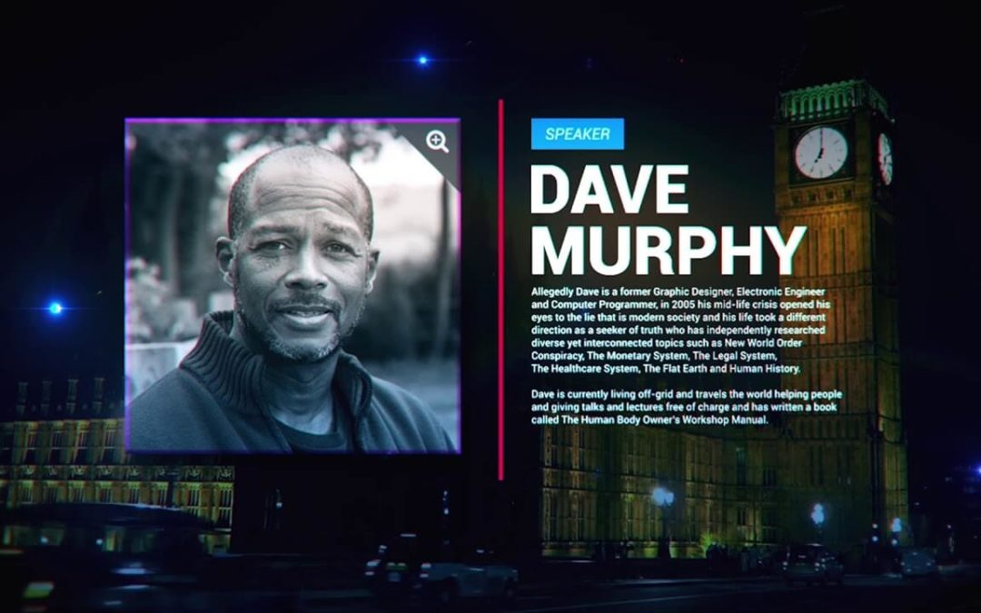 Dave Murphy – Flat Earth Theory, The Matrix, Ancient Egypt, Nephilim