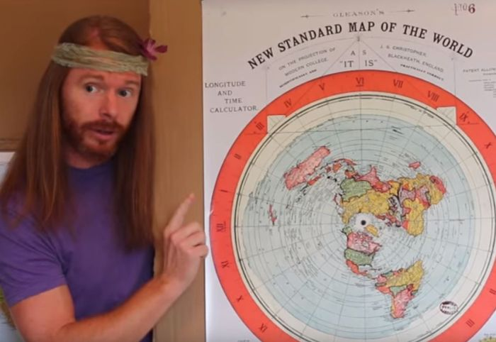 Flat Earth Theory – Ultra Spiritual Life episode 39
