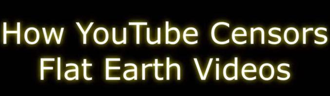Youtube Sensors Flat Earth Videos Eric Dubay