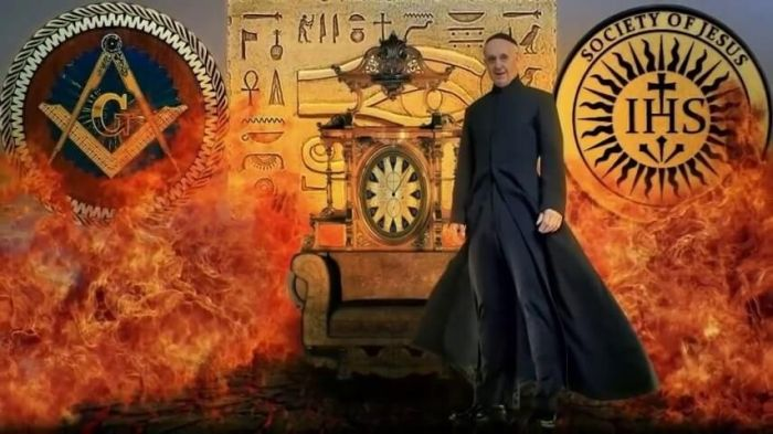 The Jesuit Conspiracy – Flat Earth