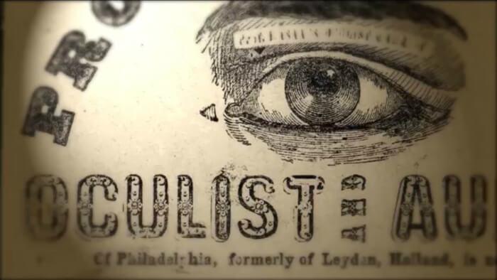 Oculist Super Secret Society